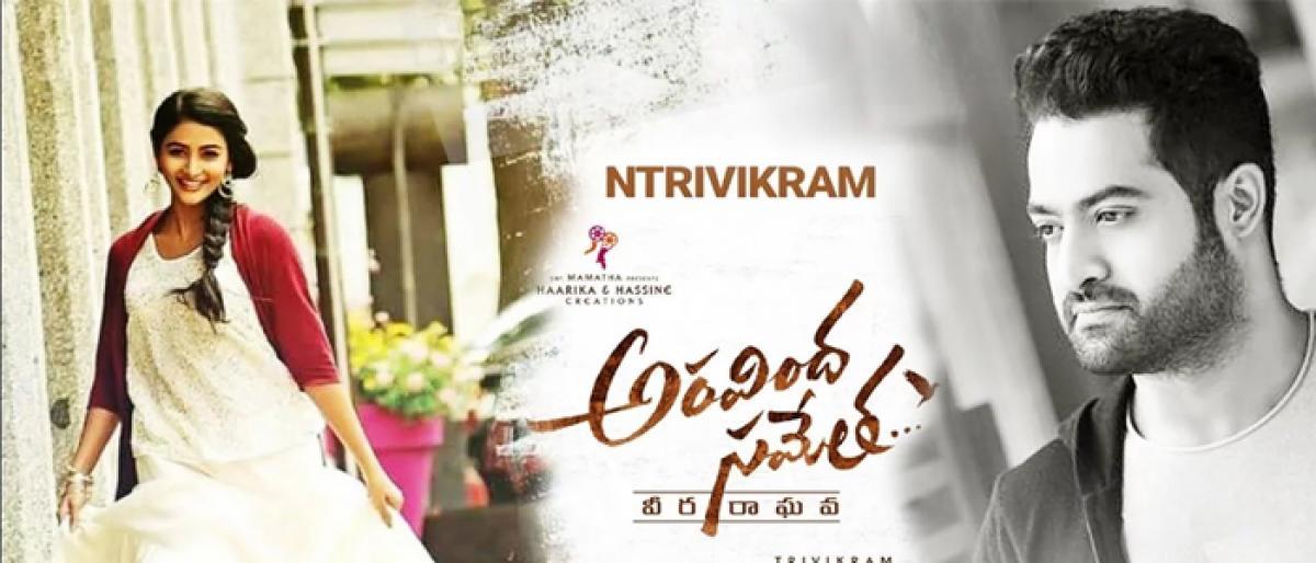 Aravinda Sametha Storm At Australia Box Office Collections