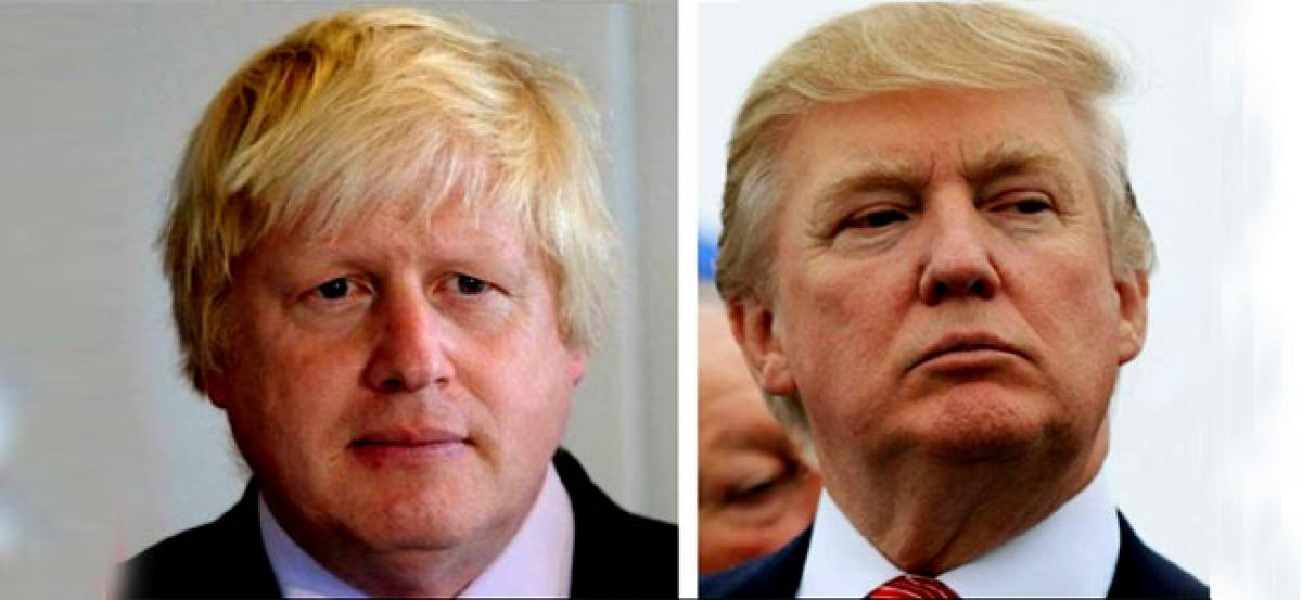 Will Donald Trump meet Boris Johnson? Not sure, says US ambassador