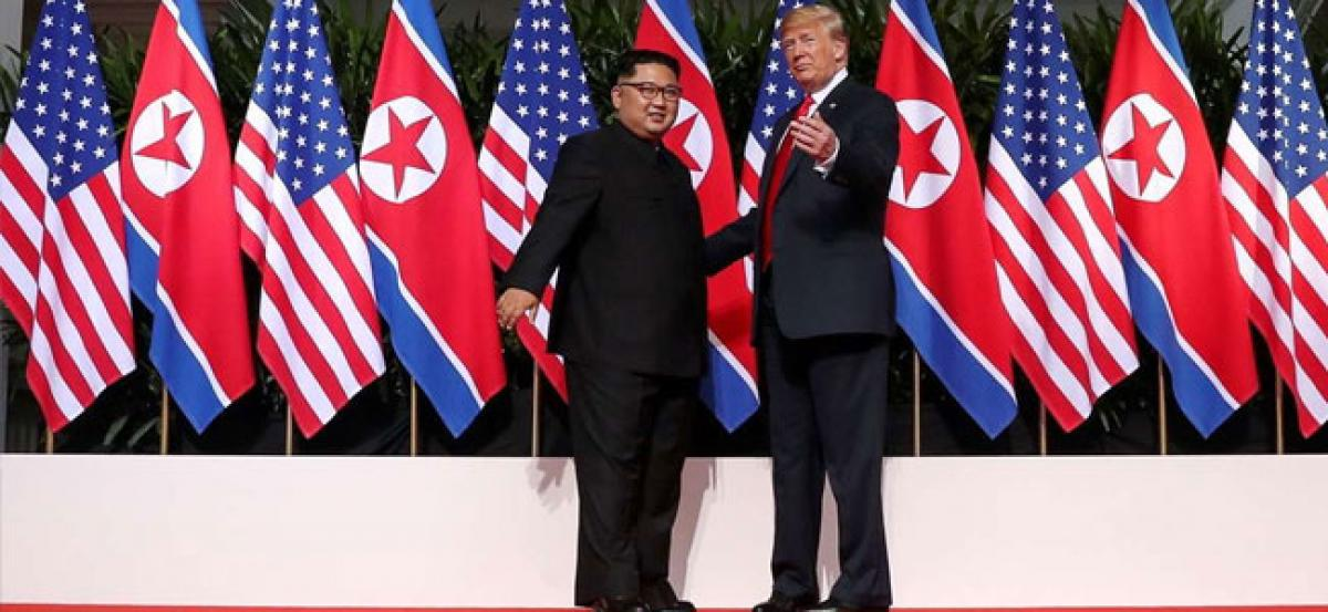 We have no time limit: Trump on North Koreas denuclearisation