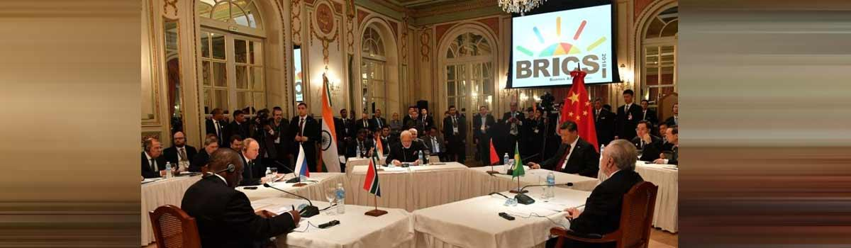 G20: BRICS slam protectionism as China-US trade war dominate summit