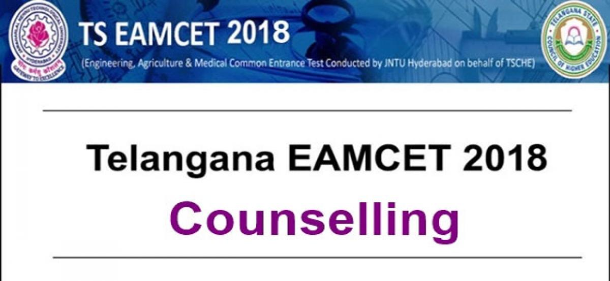 TS EAMCET counselling: Final phase of admissions tomorrow
