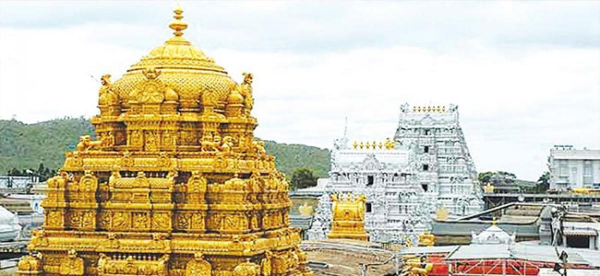 TTD likely to allow temple darshan for devotees during Maha Samprokshanam