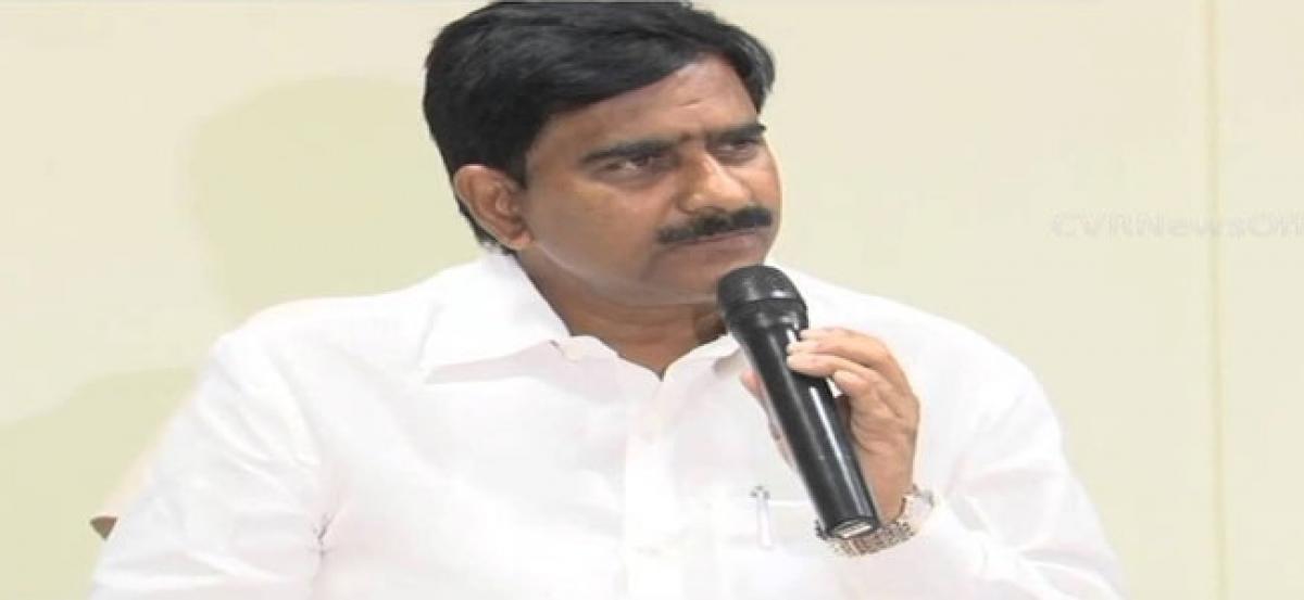 EC should register suo motu case against Jagan: Minister