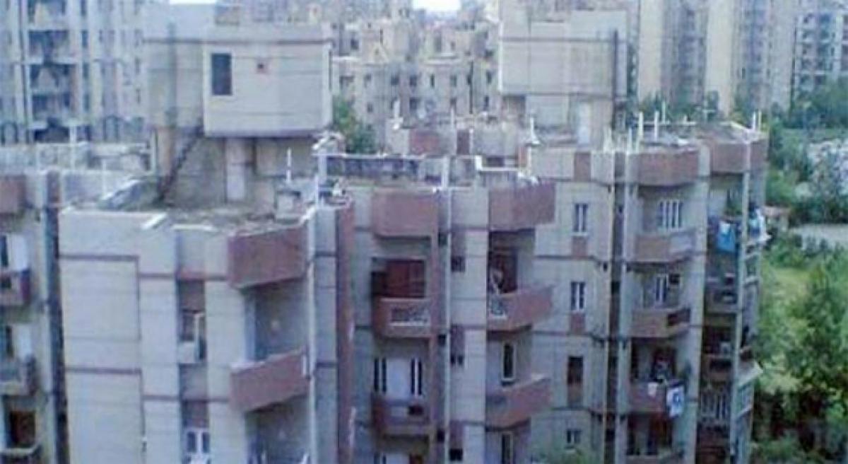 BJP alleges fraudin urban housing