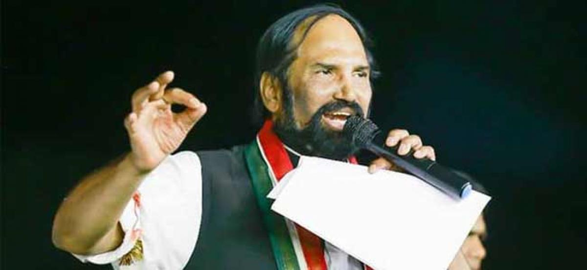Congress to waive Rs 2 lakh farmer loan if voted to power: Uttam