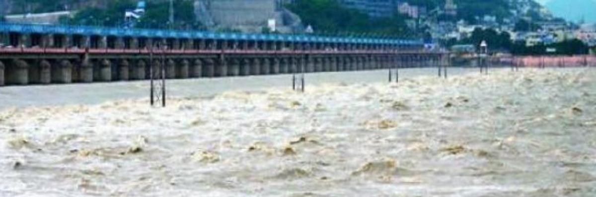 Detailed Project Report prepared to take Vamsadhara water to Itchapuram