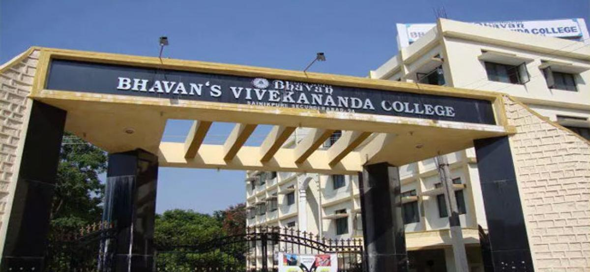 Workshop at Bhavan's from January 17