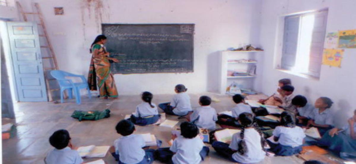 Telangana: 16,781 Vidya Volunteers to be recruited for 2018-19