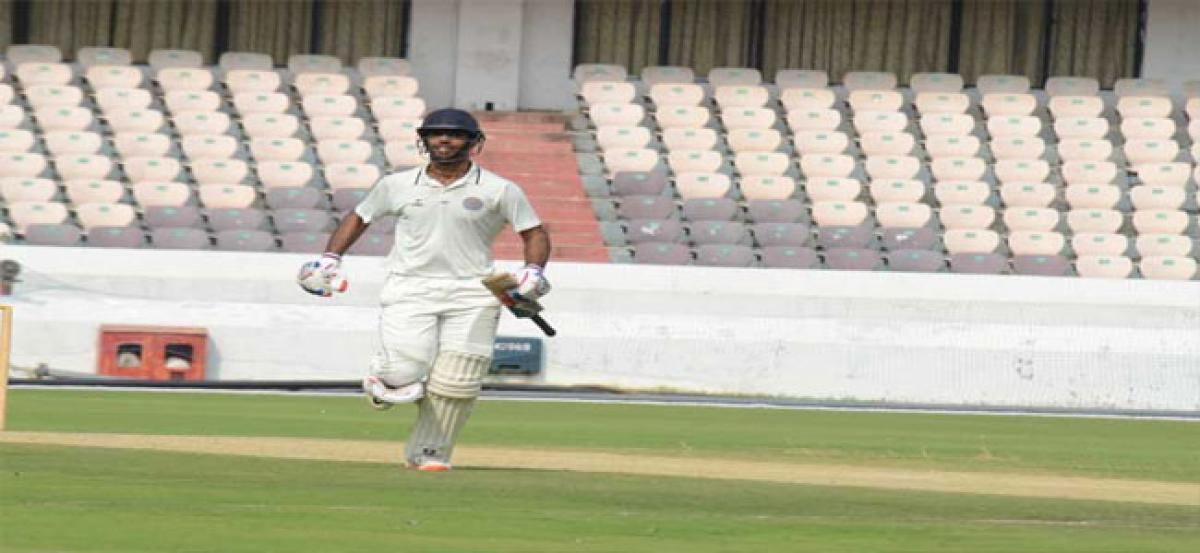 G Hanuma Vihari to lead Andhra Cricket Association