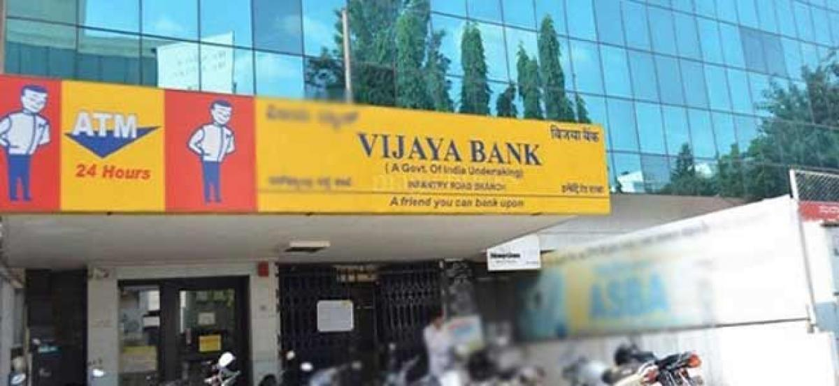 Vijaya Bank Q2 profit falls 24 per cent to Rs 140 crore
