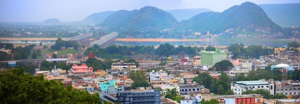 Vijayawada rapidly growing in all directions