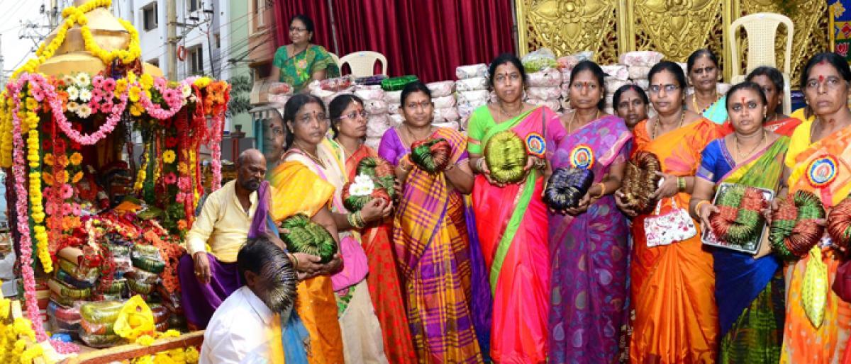 Faithful Offering in Vijayawada