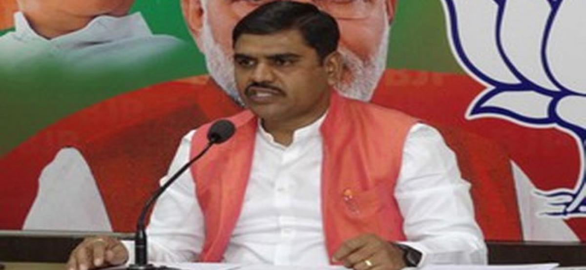 BJP demands president