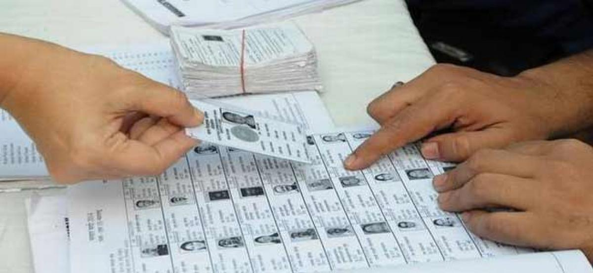 Bogus voters: Authorities sway to action, delete wrong entries