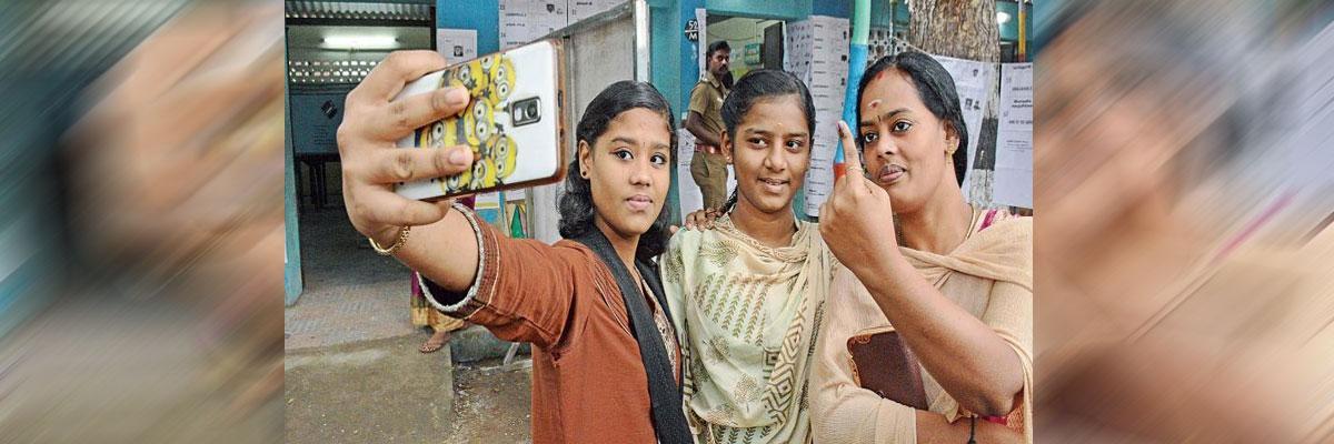 Huge Youth Voters Registered In Vijayawada