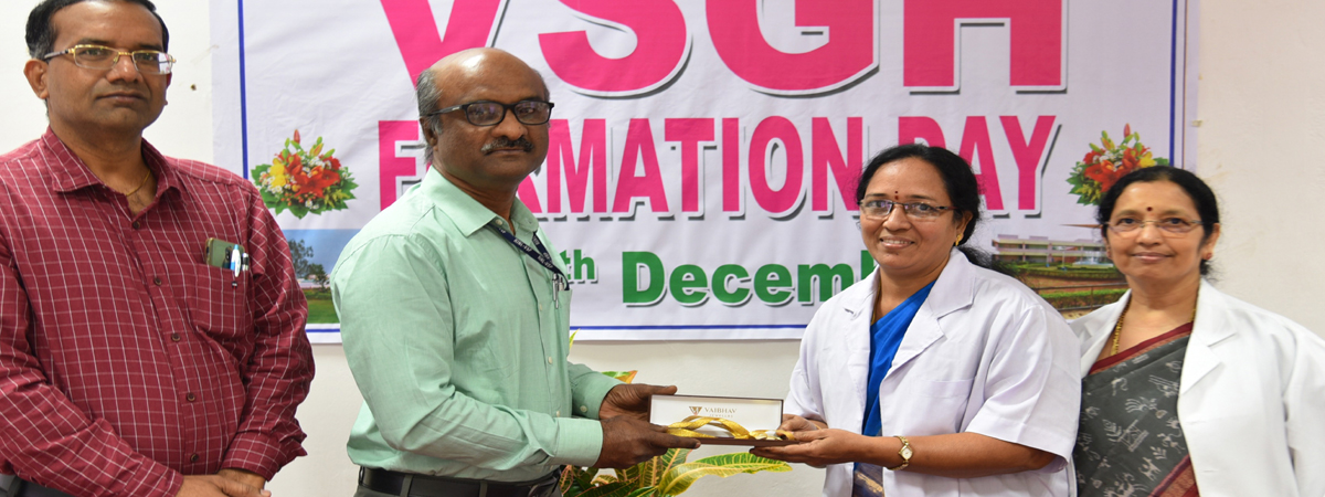 Services of Visakha Steel General Hospital hailed