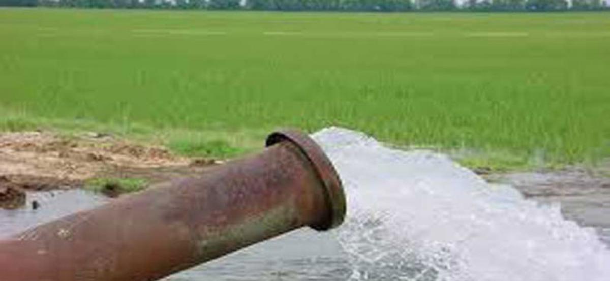 Kadapa farmers on edge over dry spell