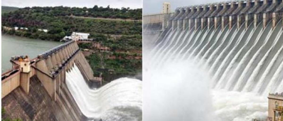 Telangana, AP to share Krishna water equally