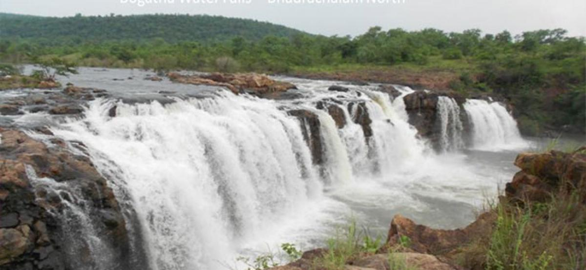 Software employee from Hyderabad swept away at Bogatha Waterfalls