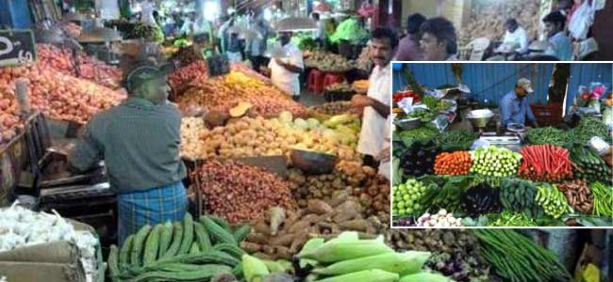 Wholesale inflation rises to 5.13 pc in Sept on rising fuel, food prices