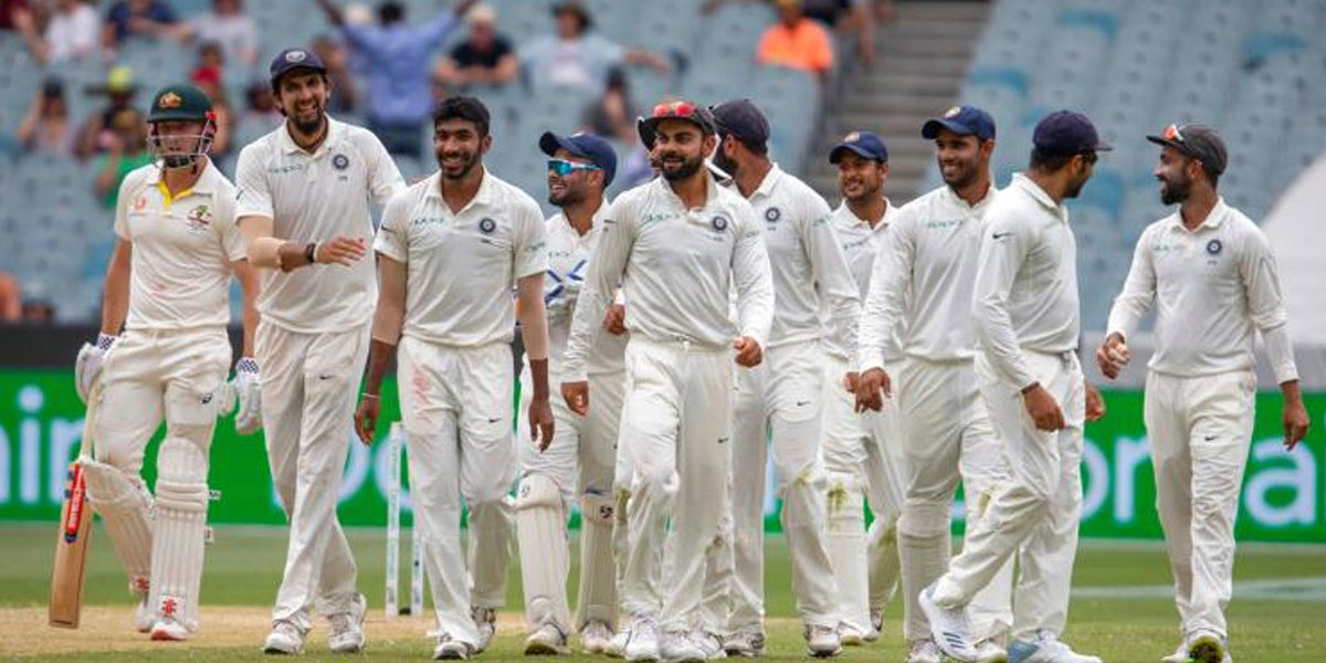 India win 3rd Test by 137 runs