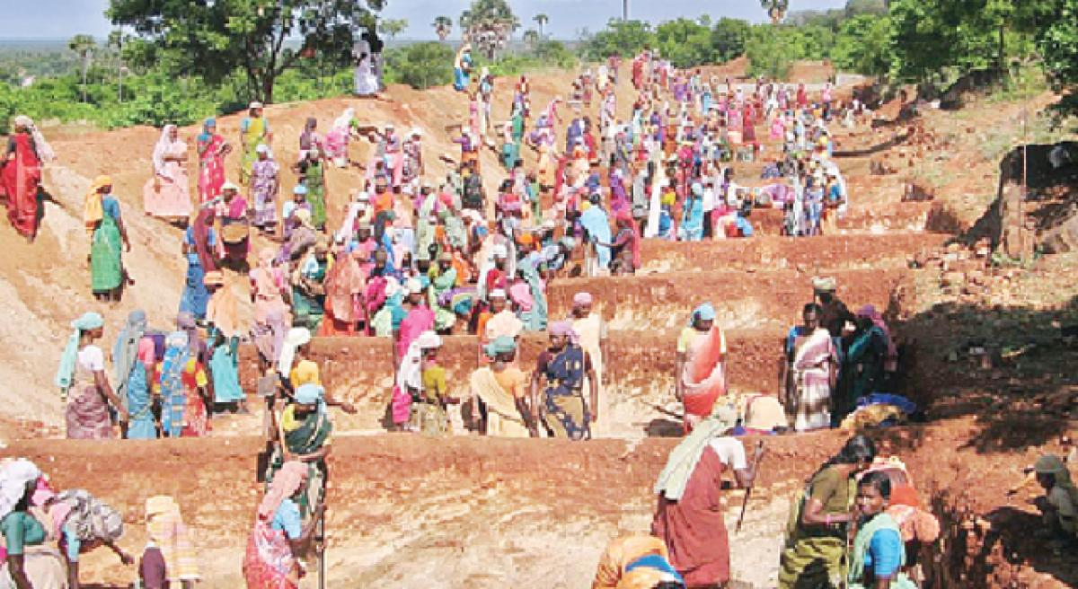 Skeletons tumble out of National Rural Employment Guarantee Scheme ...