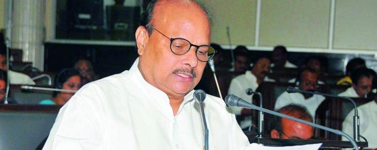 AP State paying 1,000 cr as interest on loans: Yanamala Ramakrishnudu