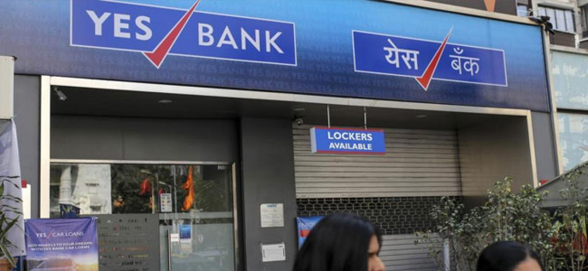 Yes Bank Q4 profit rises 29%, recommends dividend of Rs 2.7 per share