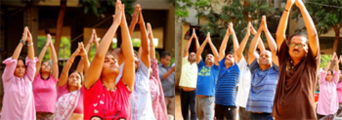 Indias first Yoga varsity in Gujarat