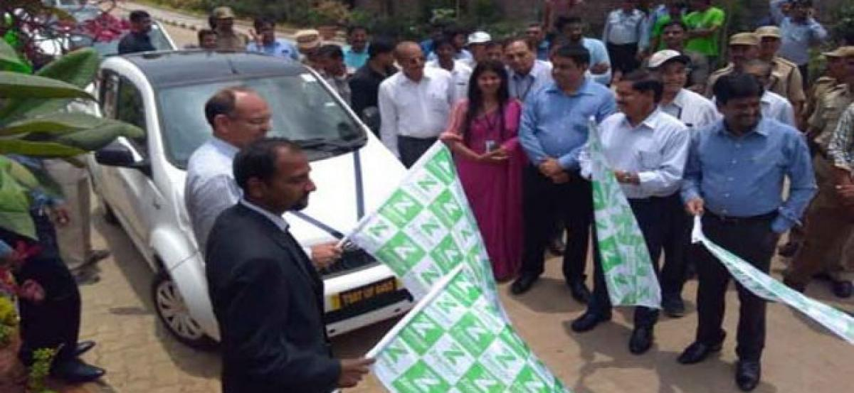 Hyderabad commuters can now avail Zoomcar facility